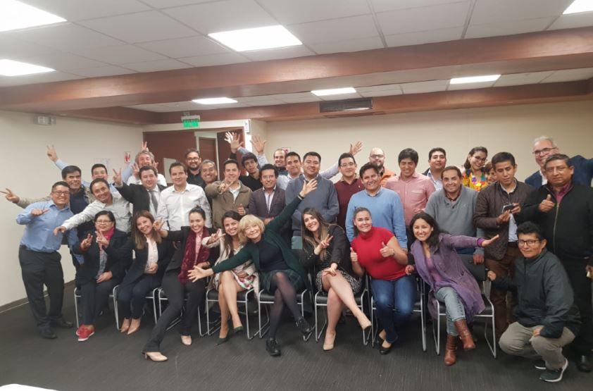 curso TACOs Lima 2018
