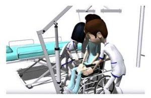 ergonomia hospitales geriatricos
